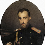 Etlingera, Maria. Portrait of Grand Duke Nikolai Mikhailovich, part 13 Hermitage