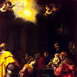part 13 Hermitage - Cigoli. Circumcision of Christ