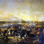 Hess, Peter von. Battle of Borodino on Aug. 26, 1812, Peter Von Hess