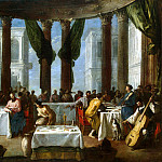 part 13 Hermitage - Schonfeld, Johann Heinrich. Marriage at Cana