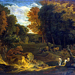 part 13 Hermitage - Heysmans, Cornelis. Forest Landscape with a River