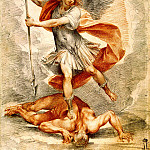part 13 Hermitage - Cesari, Giuseppe. The Archangel Michael