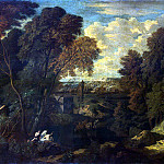 part 13 Hermitage - Heysmans, Cornelis. Landscape with the ruins of the tower