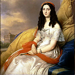 part 13 Hermitage - Shteyben, Carl von. Portrait of Countess D Ash