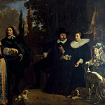 Helst, Bartholomeus van der. Submission newlywed, part 13 Hermitage