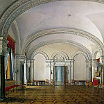 part 03 Hermitage - Hau Edward Petrovich - Types of rooms of the Winter Palace. The second half of the spare. First Meeting