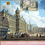 part 03 Hermitage - Vianen, Jan van - Test fire pump on the square in Amsterdam