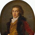 part 03 Hermitage - Vigee-Lebrun, Elisabeth-Louise - Portrait of Baron Grigory Alexandrovich Stroganoff