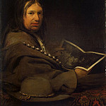 Portrait of a collector, Aert (Arent) de Gelder