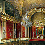 part 03 Hermitage - Hau Edward Petrovich - Types of rooms of the Winter Palace. Peter Hall