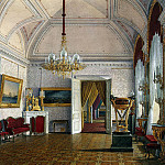 Hau Edward Petrovich – Types of rooms of the Winter Palace. Third spare half. Fourth room, part 03 Hermitage