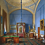 part 03 Hermitage - Hau Edward Petrovich - Types of rooms of the Winter Palace. The second half of the spare. Small cabinet