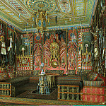 Hau Edward Petrovich – Turkish room in the Catherine Palace of Tsarskoe Selo, part 03 Hermitage
