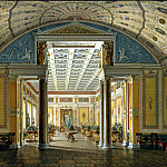 Hau Edward Petrovich – Types halls of the New Hermitage. Hall cameos, part 03 Hermitage