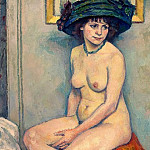 part 03 Hermitage - Guerin, Charles - Nude
