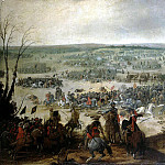 Vos, Simon de – Battle of Wimpfen May 6, 1622, part 03 Hermitage