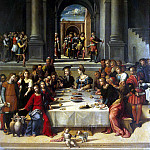 part 03 Hermitage - Garofalo, Benvenuto Tisi da - Marriage at Cana