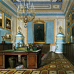 Hau Edward Petrovich – Types of rooms of the Winter Palace. Council Chamber of the Emperor Alexander I, part 03 Hermitage