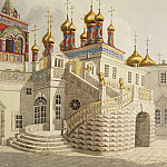 Gilbertzon, E. – Boyar playground and Savior for the gold bars in the Moscow Kremlin, part 03 Hermitage
