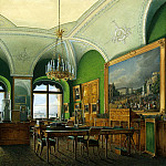 part 03 Hermitage - Hau Edward Petrovich - Types of rooms of the Winter Palace. Large Area of Emperor Nicholas I