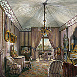 part 03 Hermitage - Hau Edward Petrovich - Types of rooms of the Winter Palace. Fourth spare half. Dressing