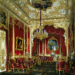 Hau Edward Petrovich – Types of rooms of the Winter Palace. Boudoir of Empress Maria Alexandrovna, part 03 Hermitage