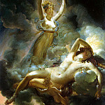 Aurora and Cephalus, Pierre-Narcisse Guerin