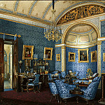 part 03 Hermitage - Hau Edward Petrovich - Types of rooms of the Winter Palace. Boudoir Grand Duchess Maria Alexandrovna