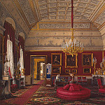 Hau Edward Petrovich – Types of rooms of the Winter Palace. The first half of the spare. Large cabinet led. book. Maria Nikolaevna, part 03 Hermitage