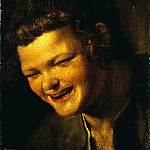 The head of the laughing boy, Diego Rodriguez De Silva y Velazquez