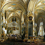 part 03 Hermitage - Hau Edward Petrovich - Types of rooms of the Winter Palace. Living in the Second Rococo style