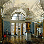 Hau Edward Petrovich – Types of rooms of the Winter Palace. Apollo Hall, part 03 Hermitage