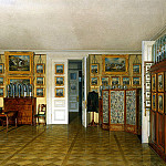 part 03 Hermitage - Hau Edward Petrovich - Types of rooms of the Winter Palace. Kamerdinerskaya Emperor Alexander II