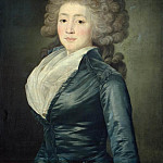Veil, Jean Louis – Portrait of OA Zherebtsova, part 03 Hermitage
