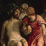 Veronese, Paolo – Lamentation of Christ, part 03 Hermitage