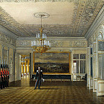 part 03 Hermitage - Hau Edward Petrovich - Types of rooms of the Winter Palace. Ground-line Meeting