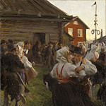 Anders Zorn - Midsummer Dance