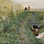 Our Daily Bread, Anders Zorn