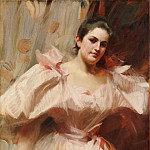 Frieda Schiff , Later Mrs. Felix M. Warburg, Anders Zorn