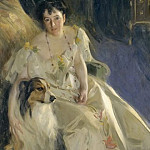 Anders Zorn - Mrs. Walter Rathbone Bacon (Virginia Purdy)