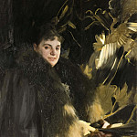 Mrs Veronica Heiss, Anders Zorn