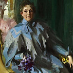 Anders Zorn - Portrait of Lilly Eberhard Anheuser