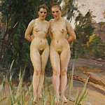 girlfriends, Anders Zorn