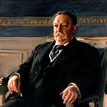 Anders Zorn - William Howard Taft