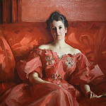 Anders Zorn - Mrs Howe