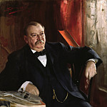 Anders Zorn - President Grover Cleveland