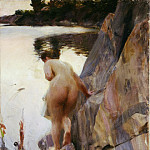 Anders Zorn - Sommerabend