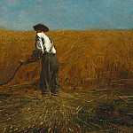 Winslow Homer – The Veteran in a New Field , part 2 American painters