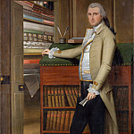 part 2 American painters - Ralph Earl (1751-1801) - Elijah Boardman, 1789 (The Metropolitan Museum of Art, New York)