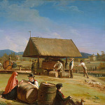 Cider Making (1840-41 The Metropolitan Museum of Art), William Sidney Mount